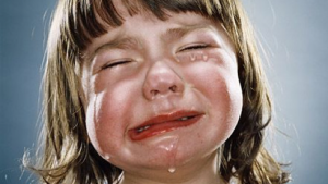 Oh, suck it up you cry baby. What are you two? What? Really? You are two? Whatever, shut your cry-hole.