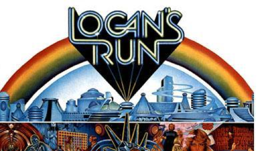 Funny how the Logan's Run graphic contains a rainbow. Kind ties this whole post up, doesn't it? Now if only it had a lot of commas in it.
