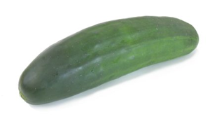 Vengeance, thy name is cucumber.
