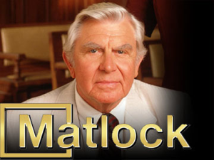 Matlock: More important than work.
