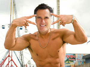 "Mitt Romney: Down with ""polling"" the electorate, yo."