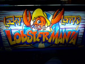 As embarrassing as it is to lose all of your money, it's twice as embarrassing to lose it all playing Lucky Larry's Lobstermania.