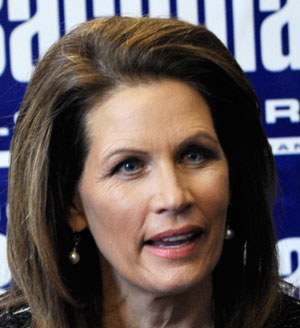 Michele Bachmann, Exhibit A
