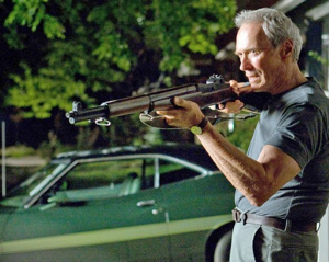 I'm going to be just like Clint, only way less concerned about what's right, or rational, or even sane.