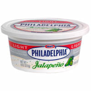 If you do decide to go the whole Speedo/cream cheese route, don't use jalapeno flavored cream cheese. That shit burns. Uhhh... Or so I've been told.