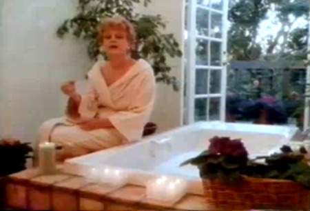 "It's like listening to <a href=""http://www.youtube.com/watch?v=uTS-ACT4_VY"" target=""_blank"">Angela Lansbury discuss masturbating in a tub</a>. It just makes you want to die."