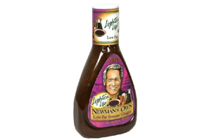 Salad dressing. Kind of hard to fuck this up, right?