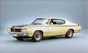 The 1970 Buick GSX