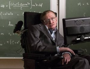 Wouldn't it be awesome if Stephen Hawking was secretly a Transformer? I bet he thinks it would be awesome.