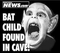 """I'm Bat Boy, and I approve that sentence."""