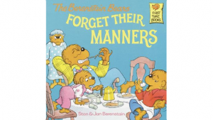 Also in this series, The Berenstain Bears Wonder What Mom's Fucking Problem Is