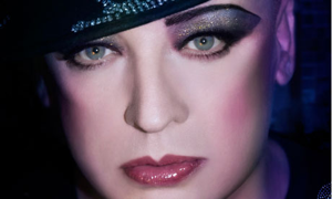 Boy George. He'll tumble for you, through an entire makeup department if necessary.