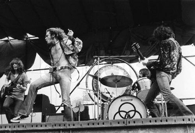 A is for Awesome, which Led Zeppelin is... B is for Bonham, the best in the biz...
