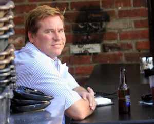 Val Kilmer would like to know if you're free to play Dungeons & Dragons today, Or tomorrow. Or this weekend. Anytime, really.