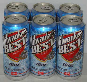 Milwaukee's Best, nation's worst.