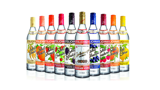 They totally should've renamed Sochi to Stoli. Stoli 2014 has a nice ring to it.