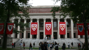 Harvard, before picture