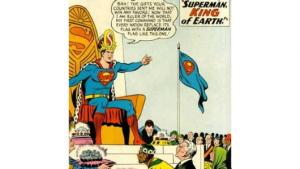 Me, as Superman